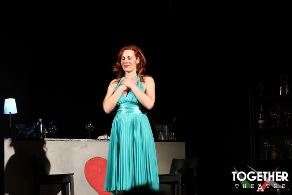 claudia d'angelo a teatro a roma